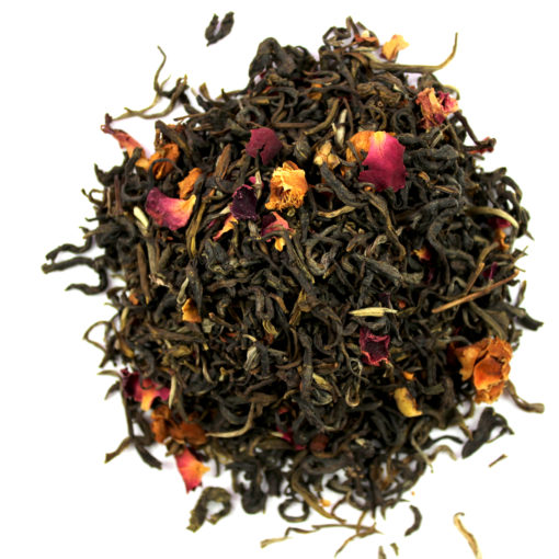 Thé blanc parfumé Amour de Cerise