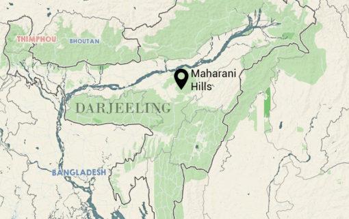 Carte Maharani Hills - La Maison des Arômes