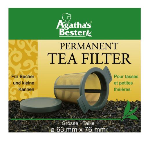 Filtre à thé permanent 70x100