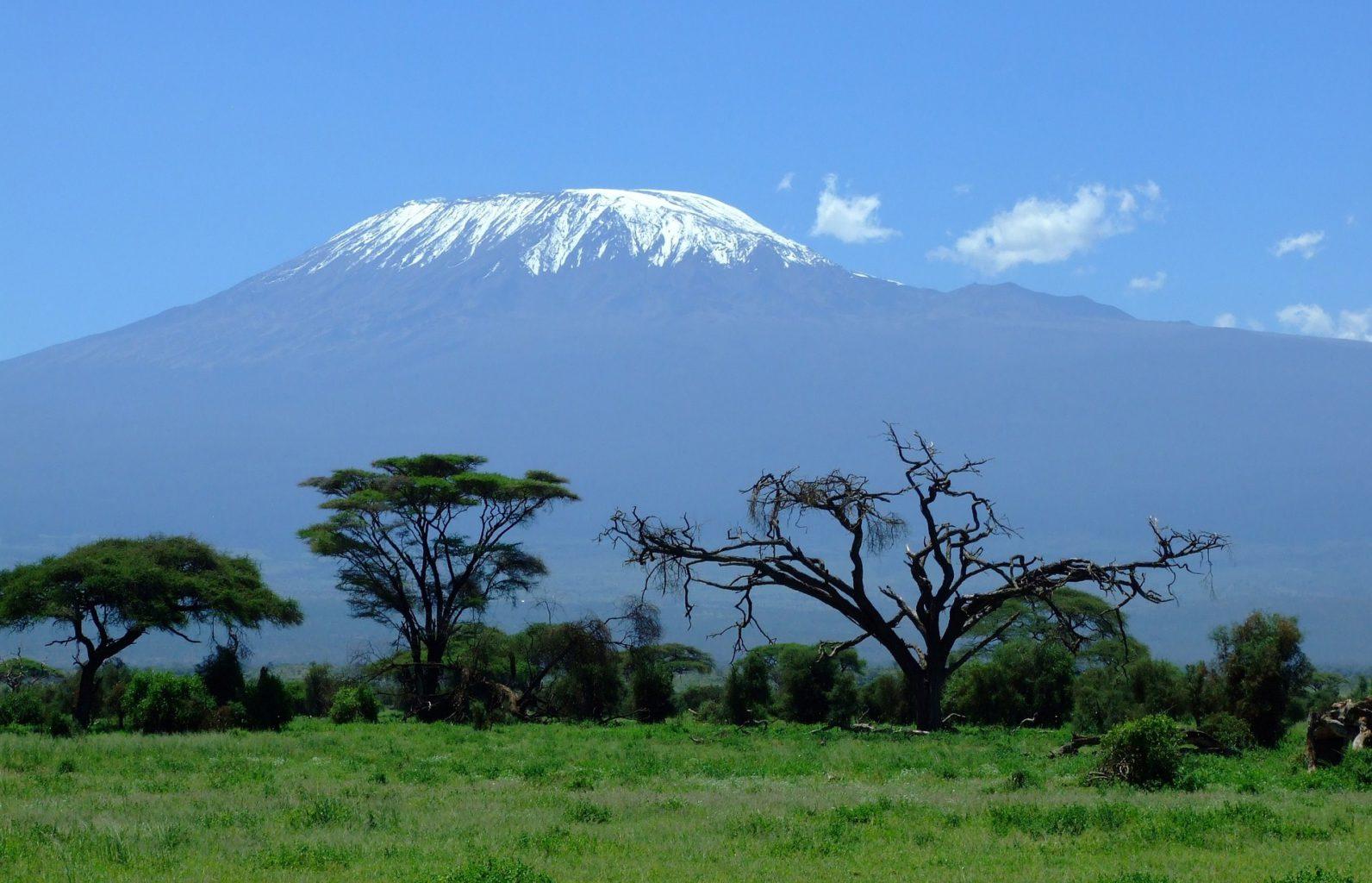 Montagne-Kilimanjaro
