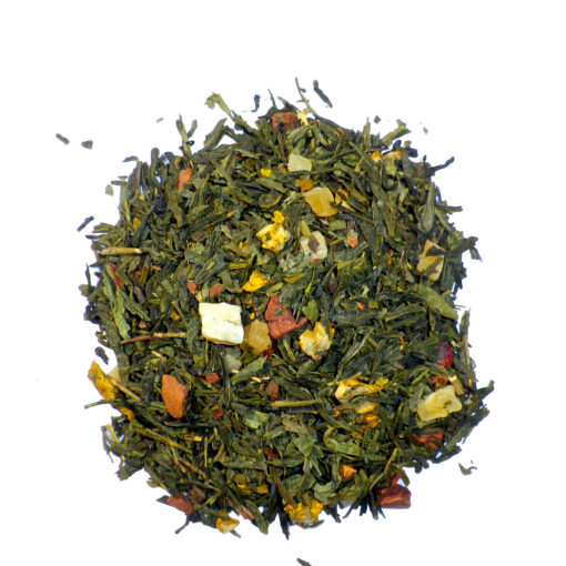 Thé vert Figue de Barbarie & mangue