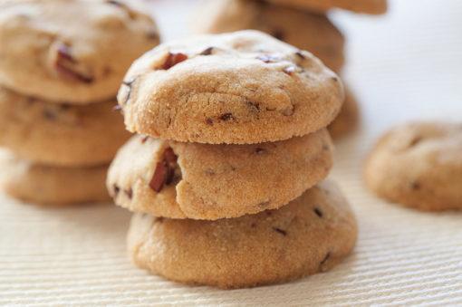 Cookies aux pépites de chocolat et noix de pecan