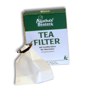 Filtres à thé
