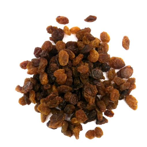 Raisins sultanines bruns